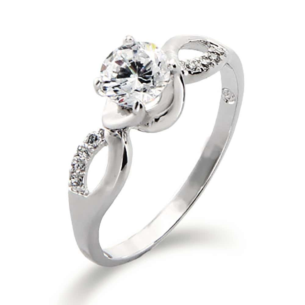 61c9018a08825 Brilliant Cut CZ Infinity Promise Ring