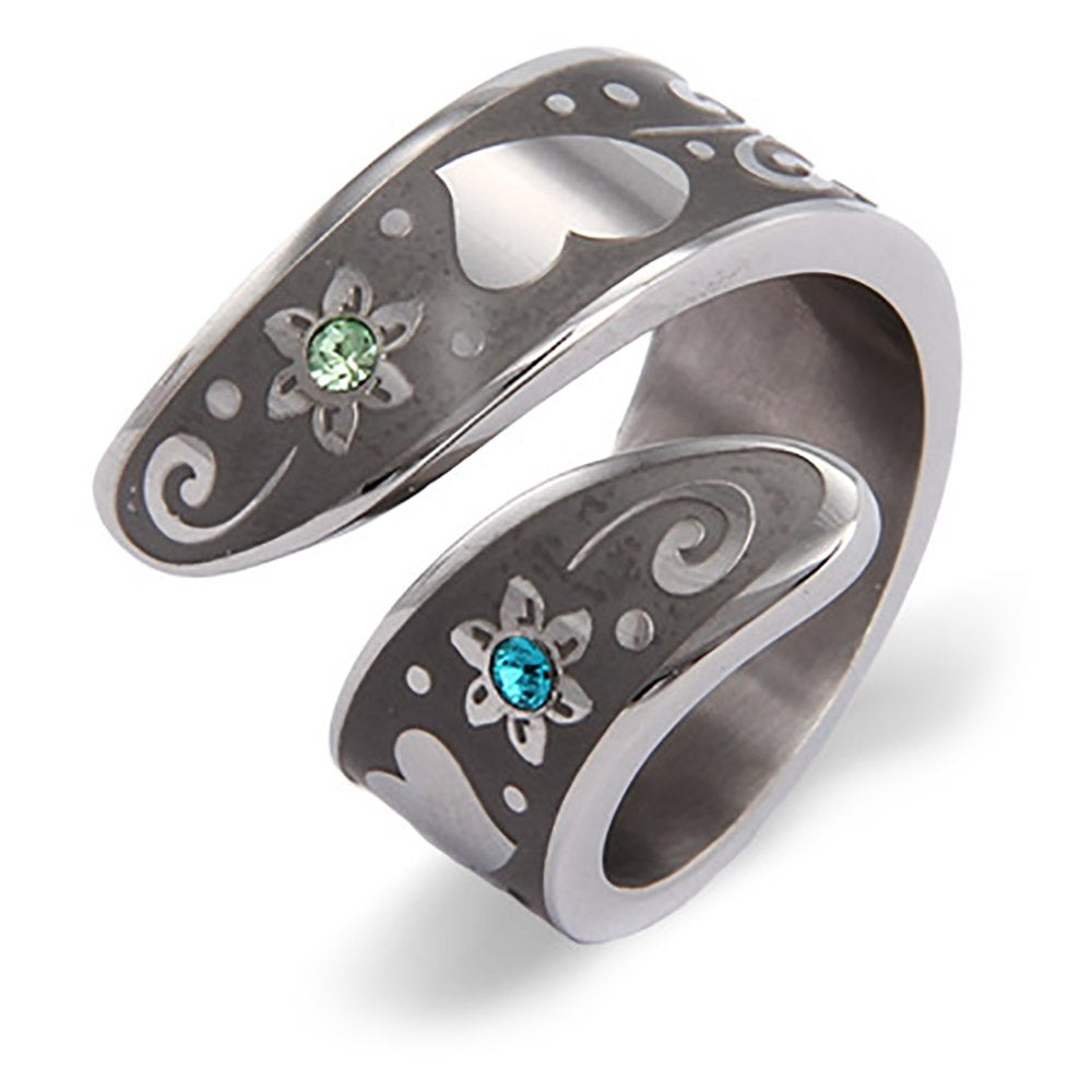 options rings product ring pattern mizpah jewelry relationship silver romantic inspirational a select category ivy half sterling