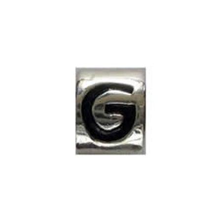 Letter G Bead