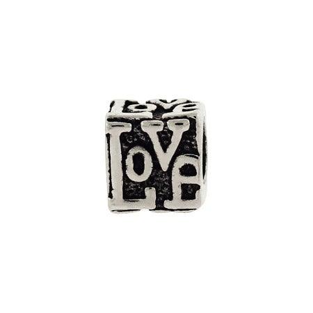 Cube Love Bead