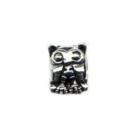 Wise Owl Bead