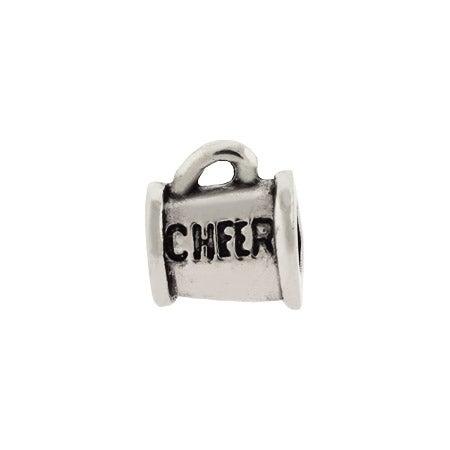 Cheerleaders Cheer Horn Bead