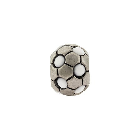 June Pearl CZ Bezels Birthstone Pandora Compatible Bead