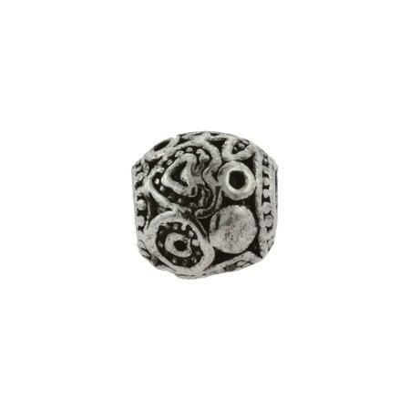 Inspired Vintage Heart Bead | Pandora Compatible Bead