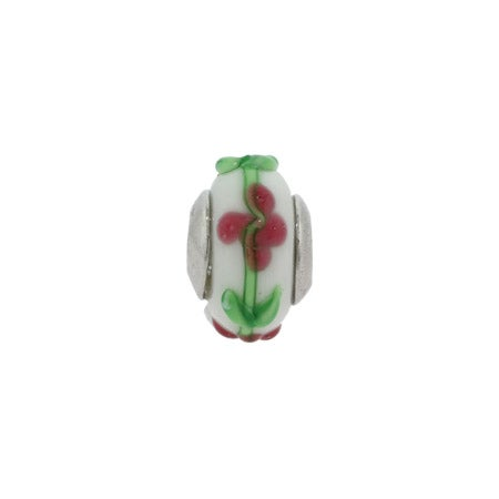 Crown Of Flowers Oriana Bead | Pandora Compatible Flower Bead