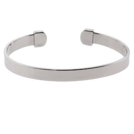 Engravable 5mm Baby Cuff Bracelet