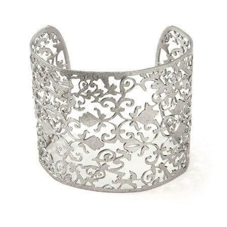 Vintage Filigree Style Cuff Bracelet | Eve's Addiction®