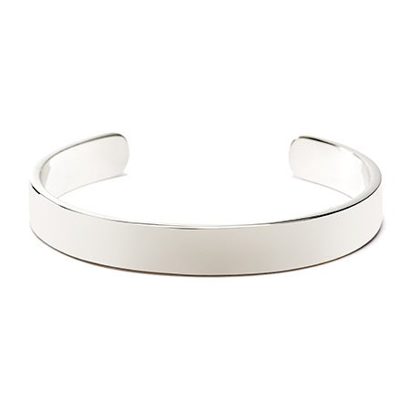 Fornash Twiggy Cuff in Silver