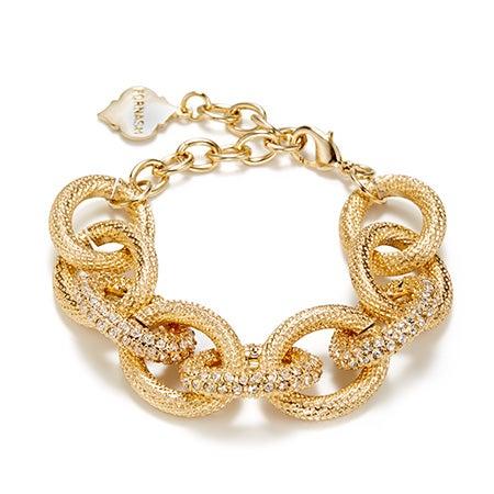 Fornash Gold Wentworth Bracelet
