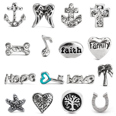Floating Lifestyle Charms | Eve's Addiction®