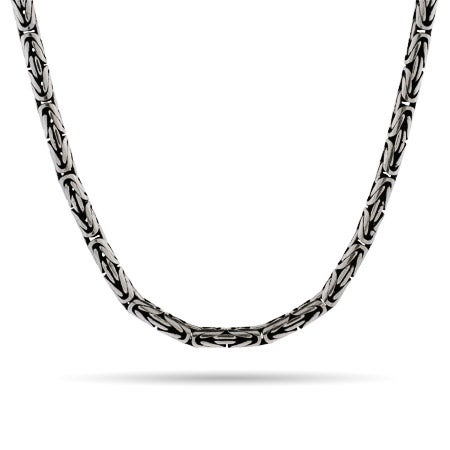 Bali Chain with Hook Closure