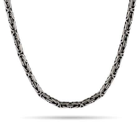 Bali Chain with Hook Closure
