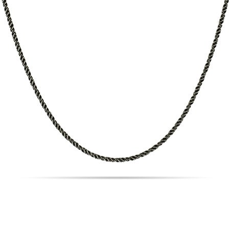 Bali Chain in Twisted Rope Design