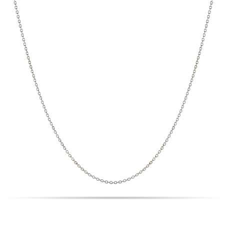 Sterling Silver Rolo Polished Chain