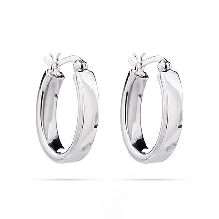 cheap sterling silver hoop earrings and jewelry gifts for bridesmaids
