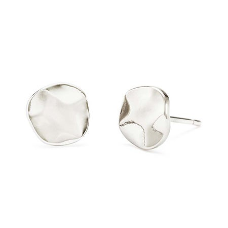 gorjana Chloe Silver Small Stud Earrings