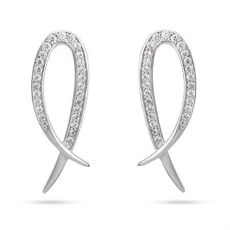 Movie Inspired CZ Spy Girl Earrings | Eve's Addiction®