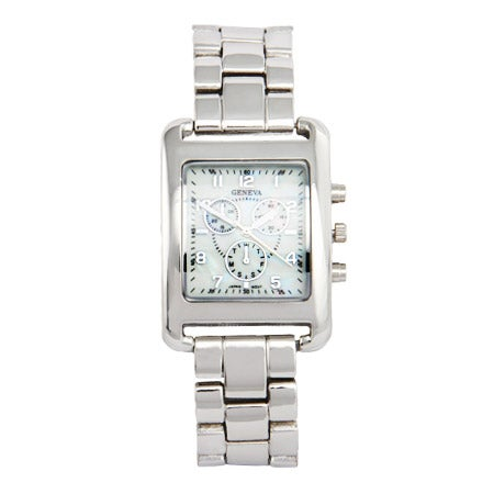 Designer Style Mother of Pearl Mens Watch | Eve's Addiction®