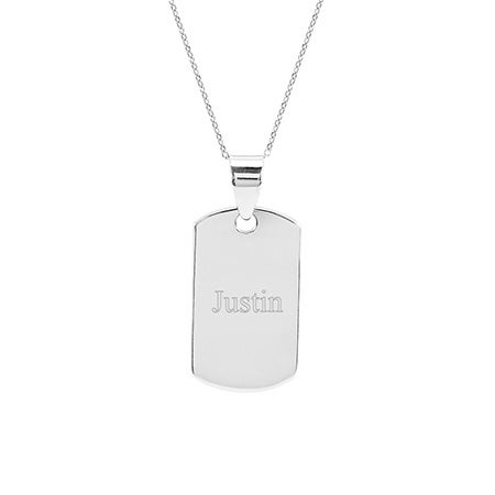 Personalized Dog Tag for Kids   Eve's Addiction®