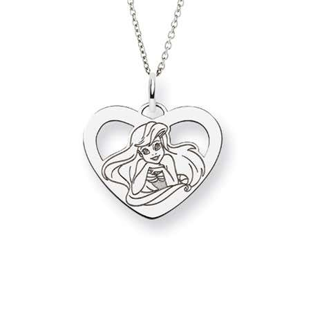The Little Mermaid Ariel Necklace