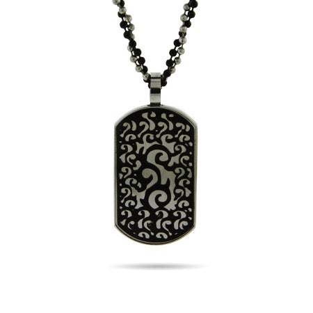 Engravable Renaissance Style Dog Tag | Eve's Addiction®
