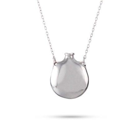 Designer Style Engravable Bottle Necklace