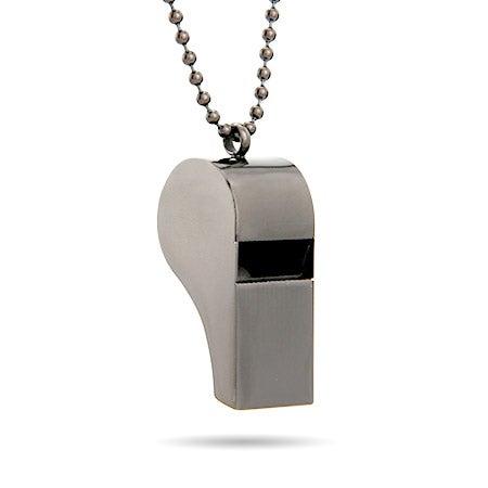 Designer Style Engravable Whistle Pendant