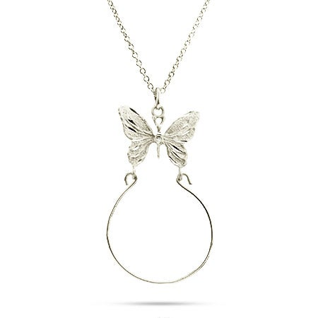 Butterfly Ring and Charm Holder