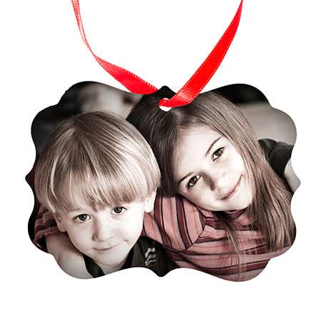 Benelux Style Photo Ornament