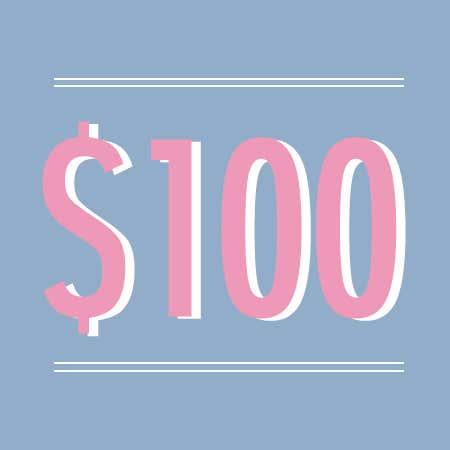 $100 Eve's Addiction Gift Card