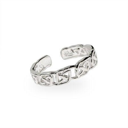 Celtic Knot Midi Ring | Eve's Addiction®