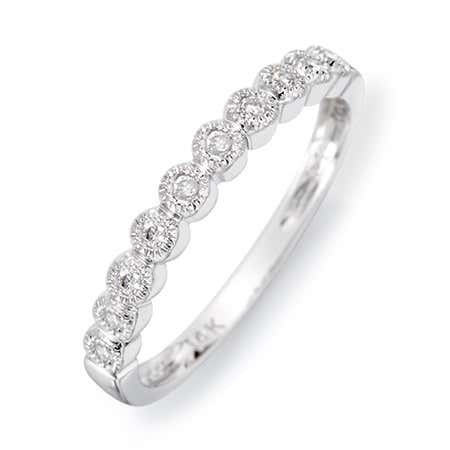 White gold diamond wedding band under 500 from eves addiction engagement jewelry