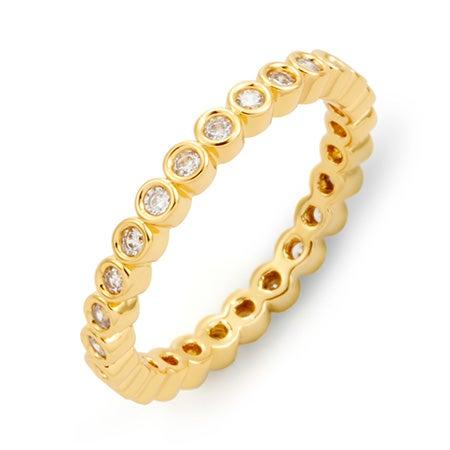 gorjana Candice Shimmer Ring | Eves Addiction