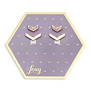 Foxy Pixie Earring Jacket in Gold