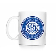 Personalized Monogram Graduation Mug