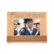 Engravable Graduation Class Wood Frame