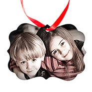 Benelux Style Personalized Photo Ornament