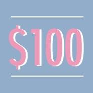 $100 EvesAddiction.com Gift Card
