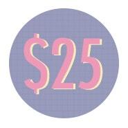 $25 EvesAddiction.com Gift Card