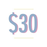 $30 EvesAddiction.com Gift Card