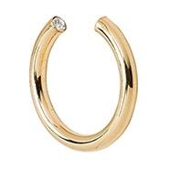 Stella Valle April Gold Birthstone Ring