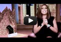 Custom Monogram Necklaces on The Wendy Williams Show